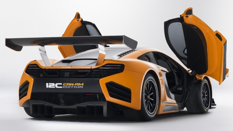 wallpaper McLaren 12C Can-AM Edition photo