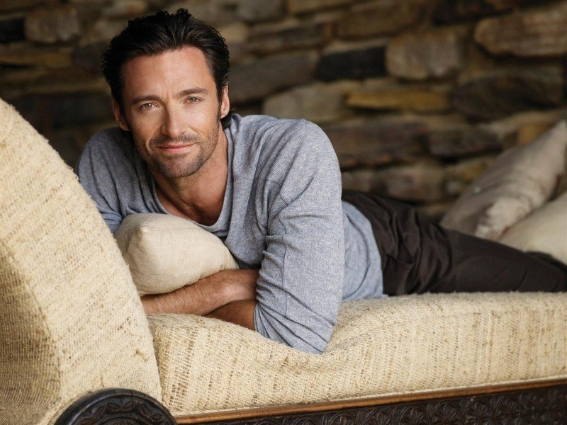 wallpaper Hugh Jackman acteur Hollywood