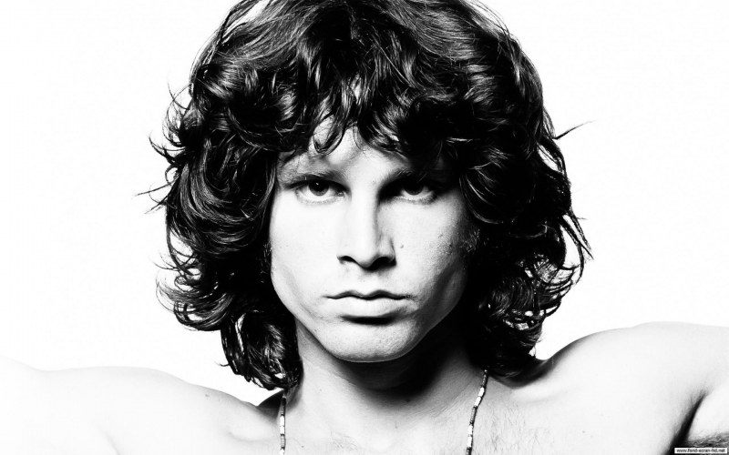 Jim Morrison The Doors chanteur