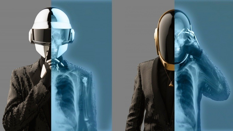 photo DJ Daft Punk wallpaper