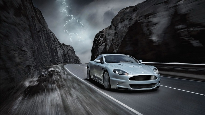 HD Aston Martin wallpaper fond d'écran photo bureau voiture pc mac smartphone tablette