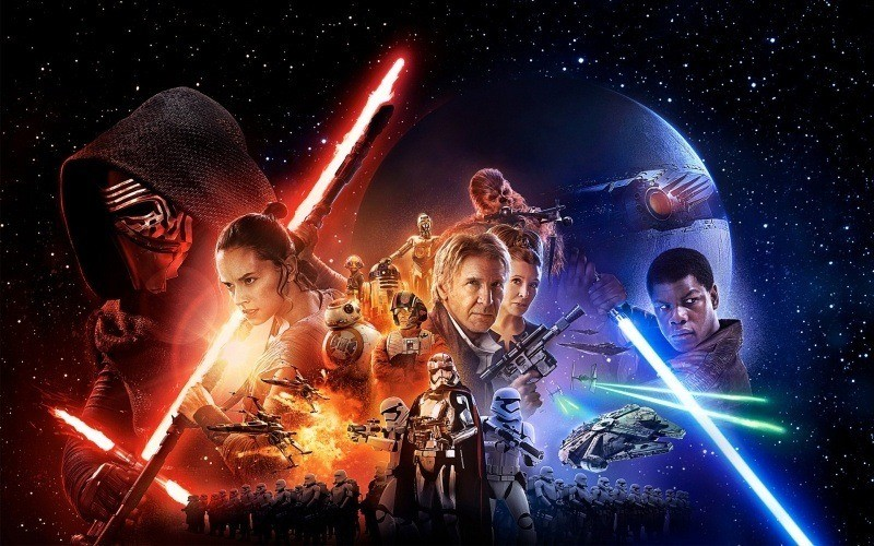 Star wars épisode 7 the force awakens photo