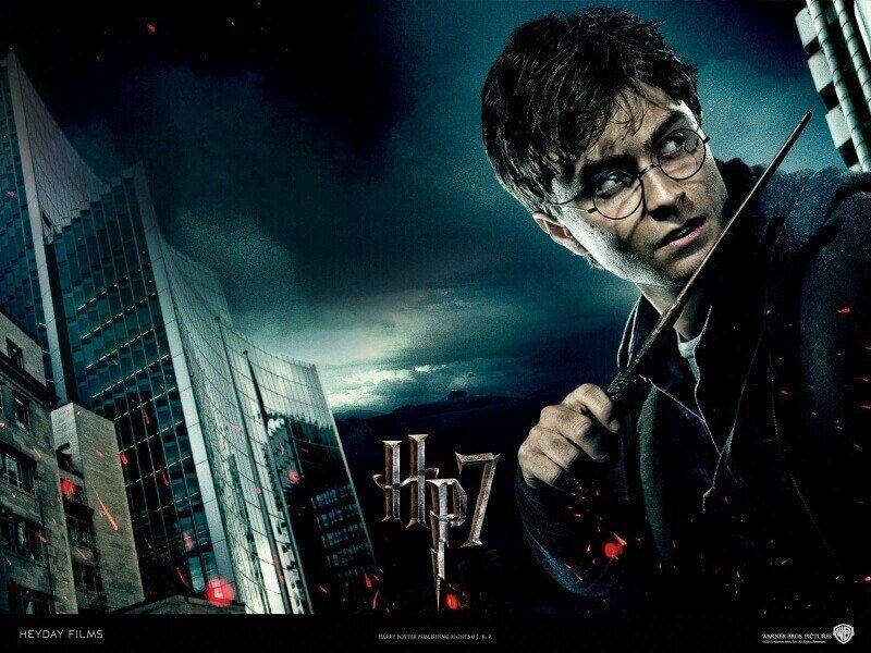 Wallpaper Harry Potter 7 movies image photo PC smartphone tablette