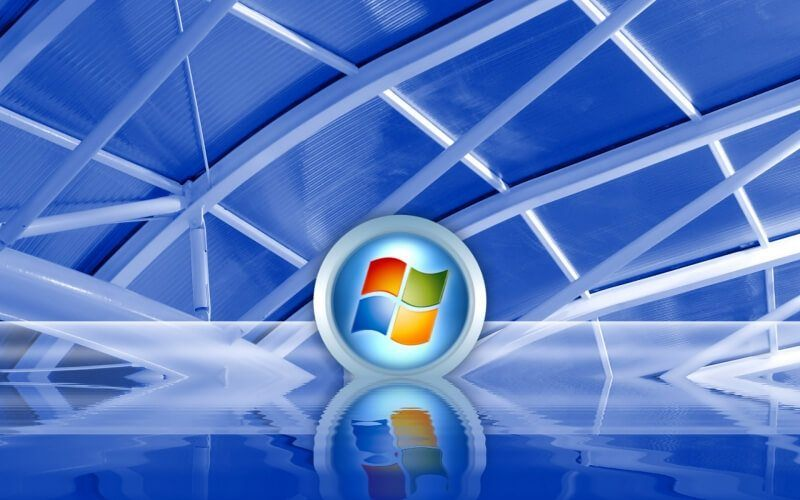 PC OS Windows wallpaper logo
