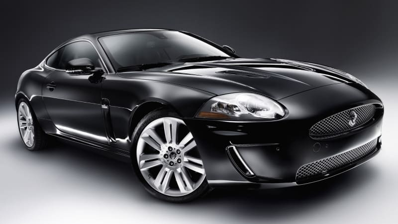 Jaguar XKR Coupe Black Edition 2010 photo