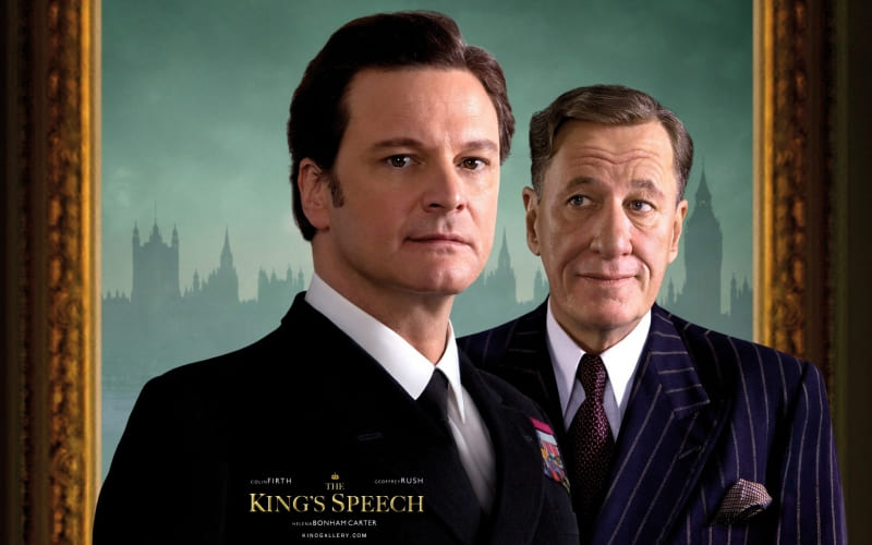 The King's Speech cinéma film photo