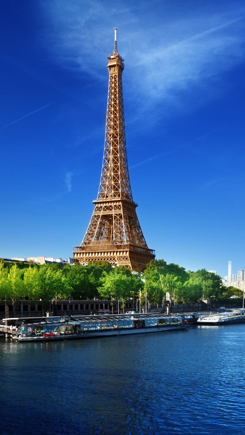 wallpaper smartphone Tour Eiffel Paris