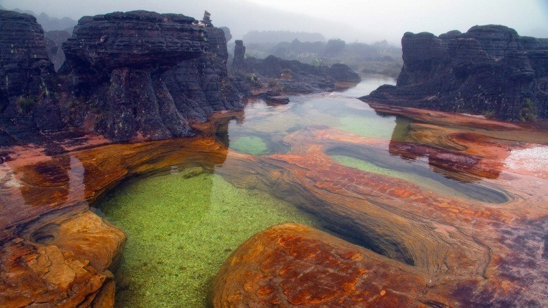 Venezuela Mont Roraima photo