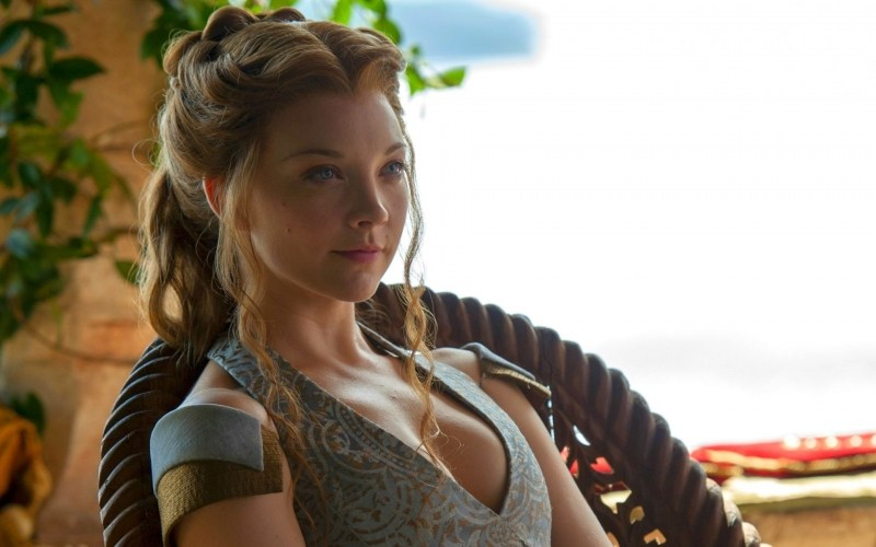 fond ecran HD serie TV Game Of Thrones Margaery Tyrell actrice Natalie Dormer wallpaper image picture smartphone PC Mac